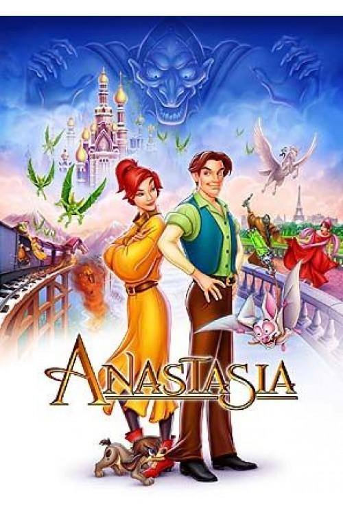 کارتون Anastasia