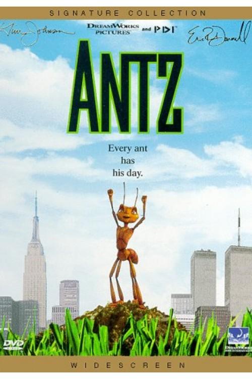 کارتون Antz