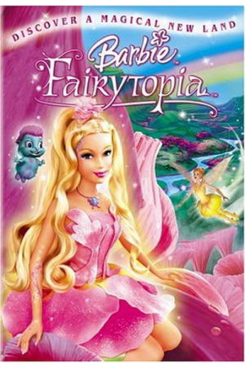 کارتون Barbie Fairytopia