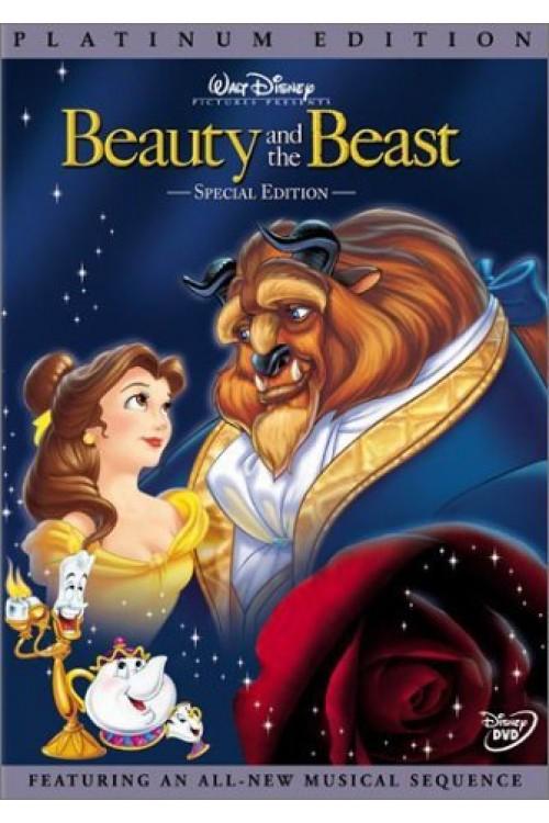 کارتون Beauty & The Beast