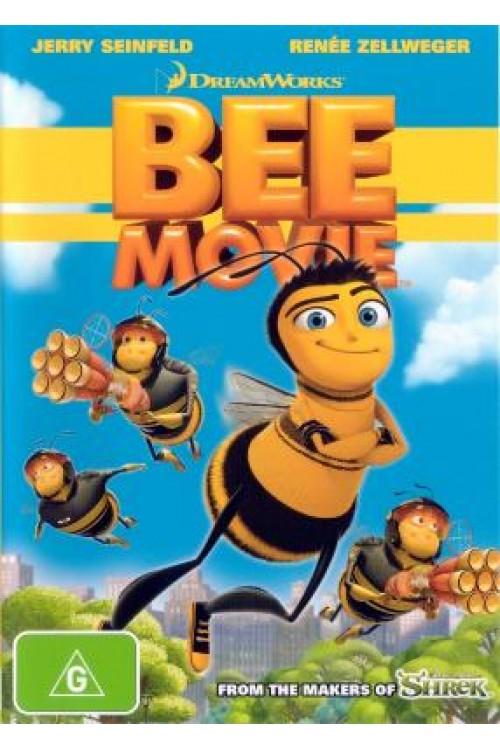 کارتون Bee Movie