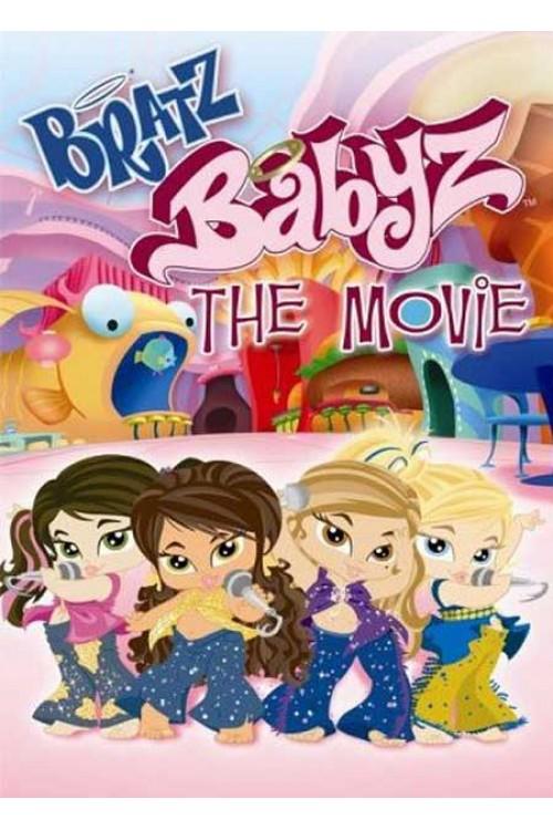 کارتون Bratz Babyz: The Movie