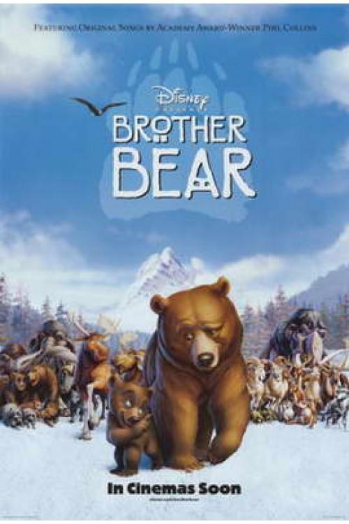 کارتون Brother Bear