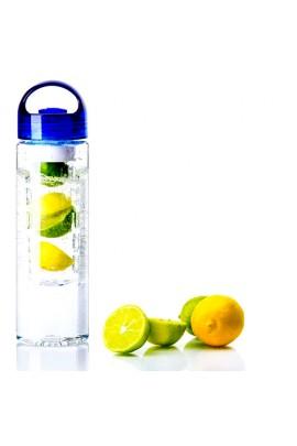 بطری آب با اسانس میوه دتاکس واتر