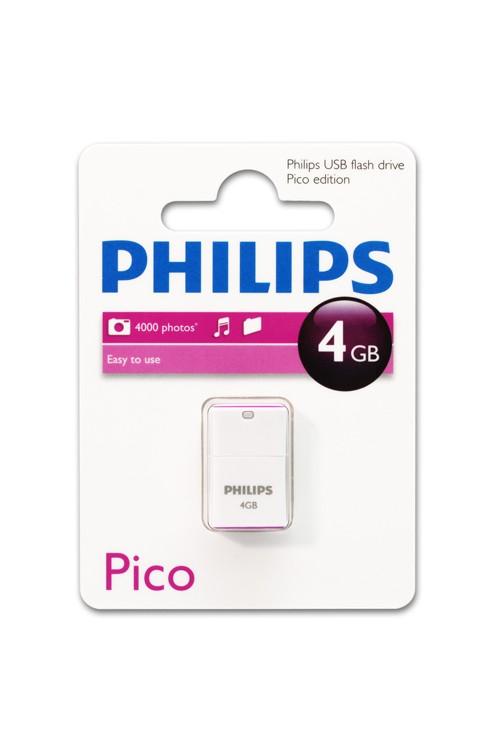 فلش 4گیگ Philips  مدل Pico