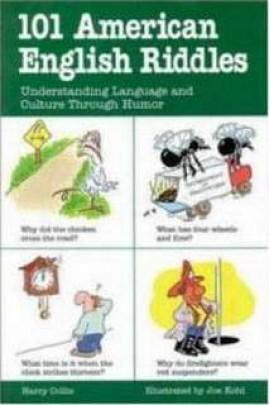 کتاب الکترونیکی  101American English Riddles