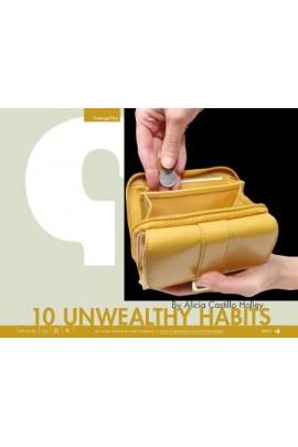 کتاب الکترونیکی 10unwealthy habits