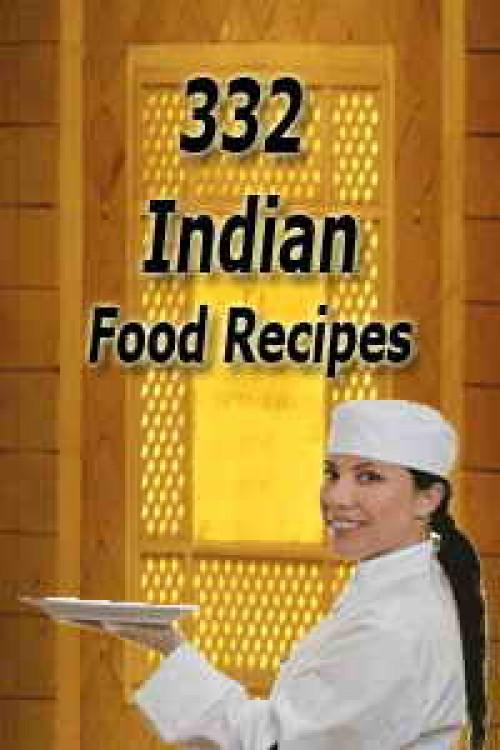 کتاب الکترونیکی 332Indian Food Recipes