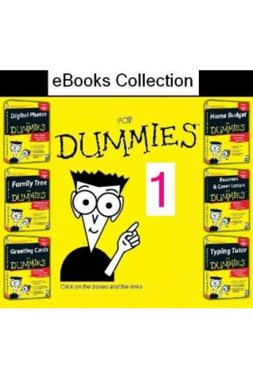 کتاب الکترونیکی  All For Dummies Collection Ebook