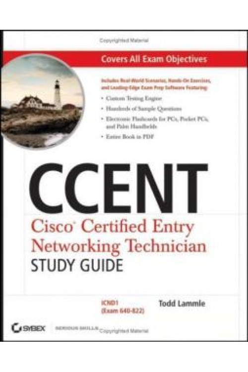 کتاب الکترونیکی CCENT Cisco Certified Entry Networking Technician