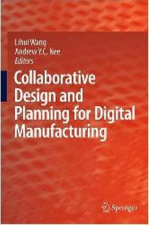 کتاب الکترونیکی Collaborative Design And Planning For Digital Manufacturing