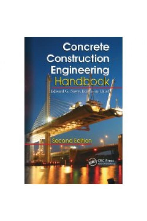 کتاب الکترونیکی Concrete Construction Engineering Handbook