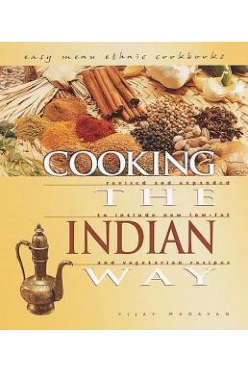 کتاب الکترونیکی Cooking The Indian Way