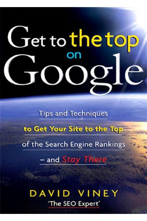 کتاب الکترونیکی Get To The Top On Google