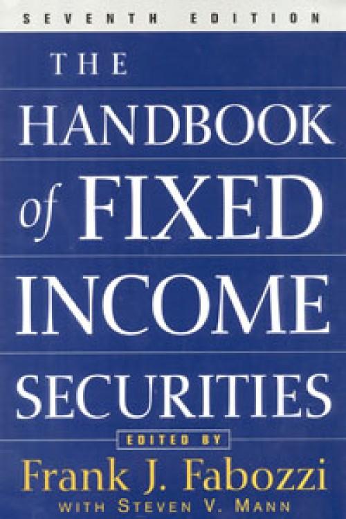 کتاب الکترونیکی Handbook Of Fixed Income Securities