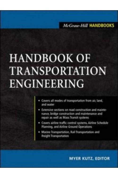 کتاب الکترونیکی Handbook Of Transportation Engineering