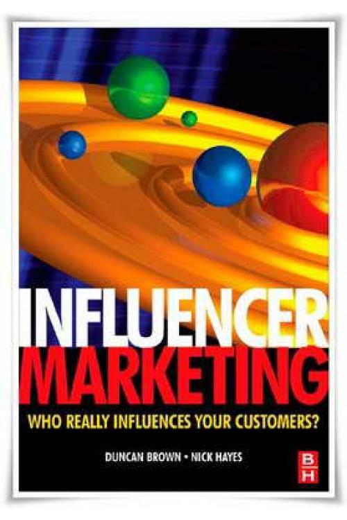 کتاب الکترونیکی Influencer Marketing