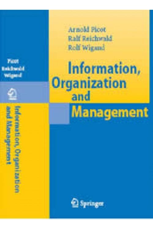 کتاب الکترونیکی Information,Organization And Management