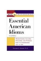 کتاب الکترونیکی McGraw Hill Essential American Idioms