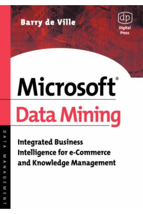 کتاب الکترونیکی Microsoft Data Mining: Integrated Business Intelligence