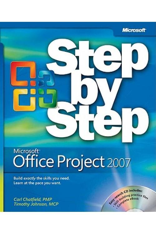 کتاب الکترونیکی Microsoft® Office Project 2007 Step By Step