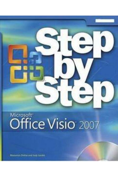 کتاب الکترونیکی Microsoft Press Microsoft Office Visio 2007 Step By Step