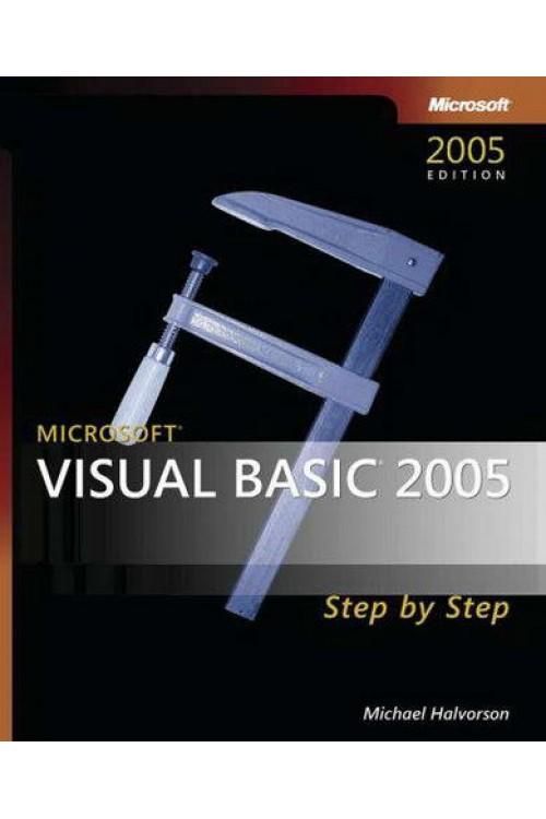 کتاب الکترونیکی Microsoft Visual Basic 2005 Step By Step