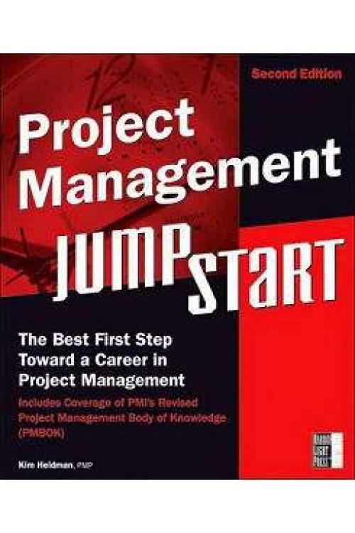 کتاب الکترونیکی Project Management JumpStart
