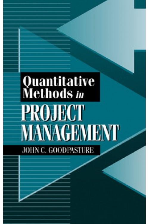 کتاب الکترونیکی Quantitative Methods In Project Management