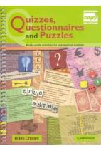 کتاب الکترونیکی Quizzes, Questionnaires And Puzzles