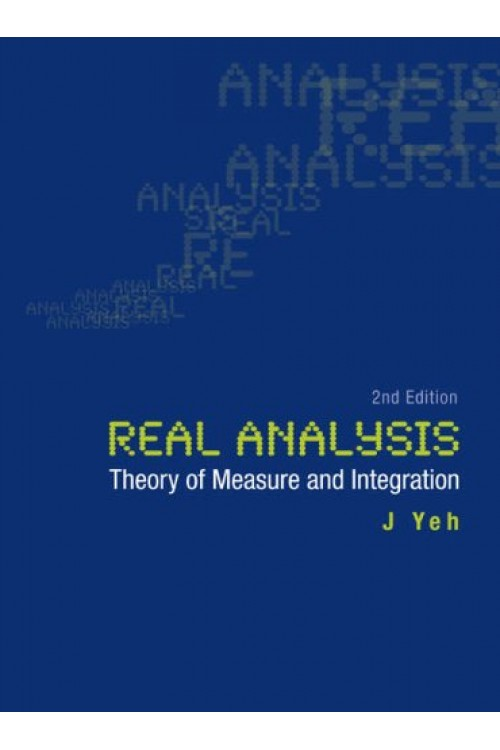 کتاب الکترونیکی Real Analysis: Theory Of Measure And Integration