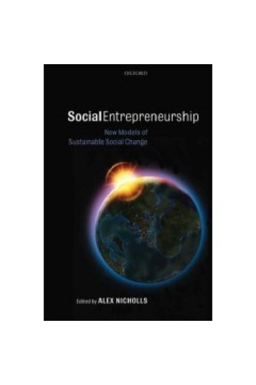 کتاب الکترونیکی Social Entrepreneurship: New Models Of Sustainable Social Change