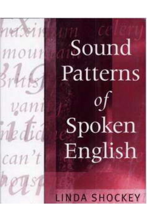 کتاب الکترونیکی Sound Patterns Of Spoken English