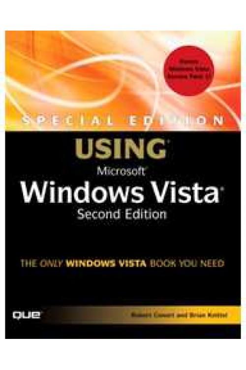 کتاب الکترونیکی Special Edition Using Microsoft Windows Vista