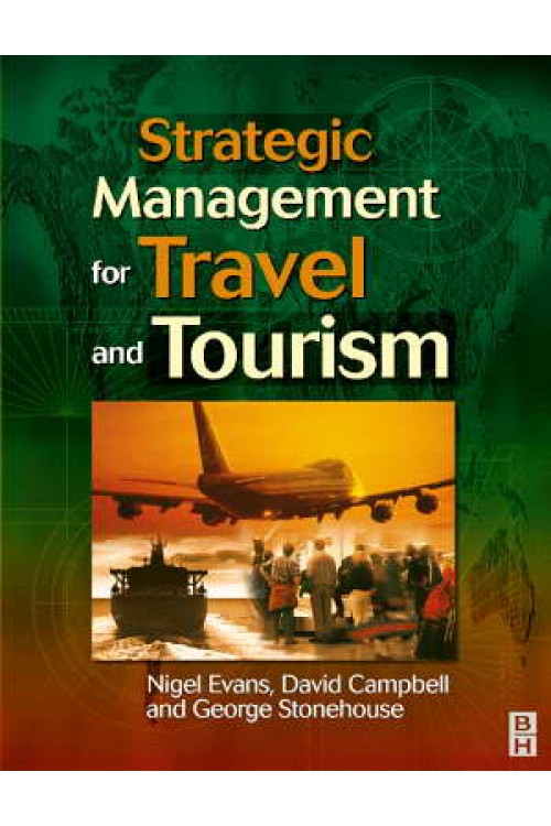 کتاب الکترونیکی Strategic Management For Travel And Tourism