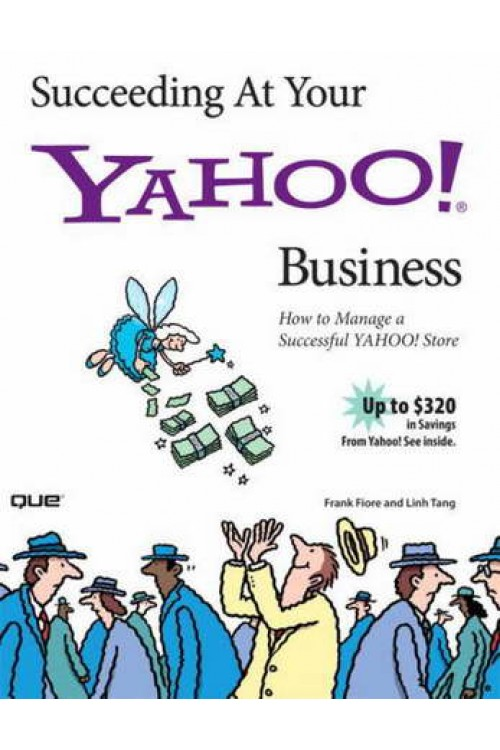 کتاب الکترونیکی Succeeding At Your Yahoo! Business