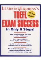 کتاب الکترونیکی TOEFL Exam Success In Only 6 Steps