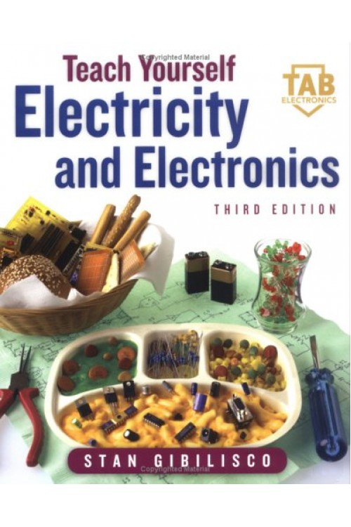 کتاب الکترونیکی Teach Yourself Electricity And Electronics