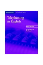 کتاب صوتی Telephoning In English