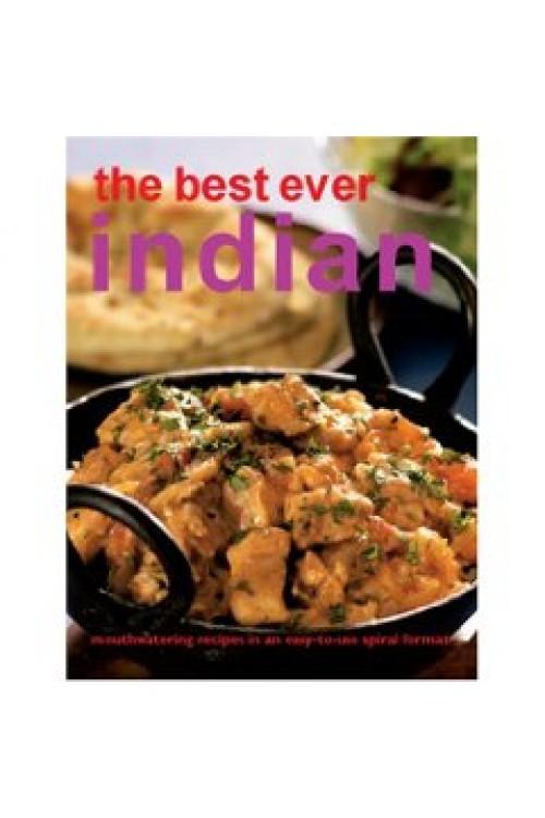 کتاب الکترونیکی The Best Ever Indian Recipes