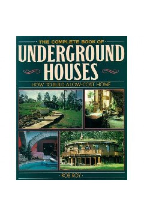 کتاب الکترونیکی The Complete Book Of Underground Houses