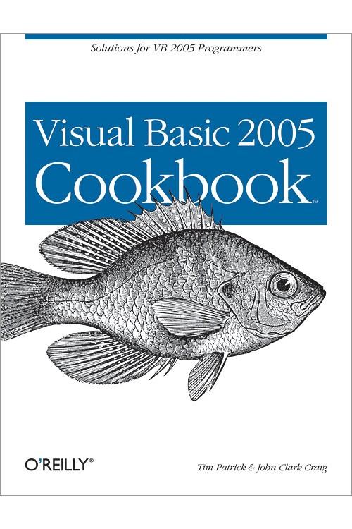 کتاب الکترونیکی Visual Basic 2005 Cookbook