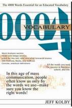 کتاب الکترونیکی Vocabulary 4000: The 4000 Words Essential For An Educated Vocabulary