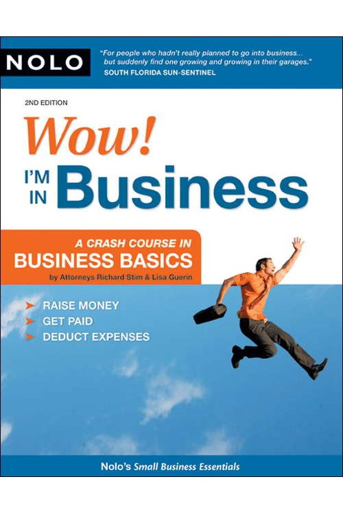 کتاب الکترونیکی Wow Im In Business: A Crash Course In Business Basics