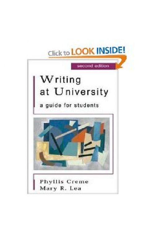 کتاب الکترونیکی Writing At University