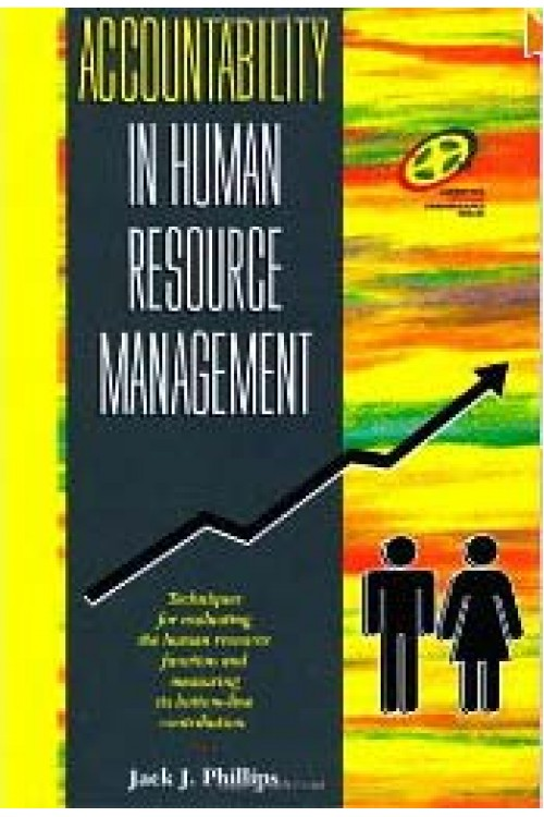 کتاب الکترونیکی Accountability In Human Resource Management