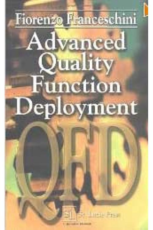 کتاب الکترونیکی Advanced Quality Function Deployment
