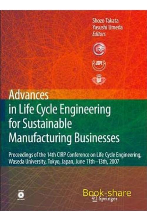 کتاب الکترونیکی Advances In Life Cycle Engineering