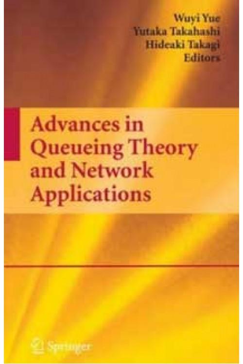 کتاب الکترونیکی Advances in Queueing Theory and Network Applications