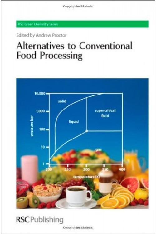 کتاب الکترونیکی Alternatives to Conventional Food Processing